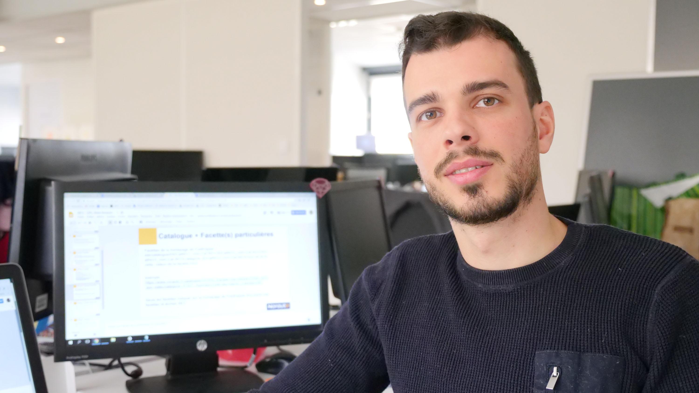 Zoom sur le poste de Chef de Projet Web avec Guillaume